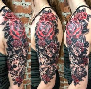 Cat Thomas Tattoo Artist