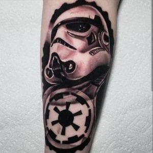 Chad Rowe Tattoo Artist