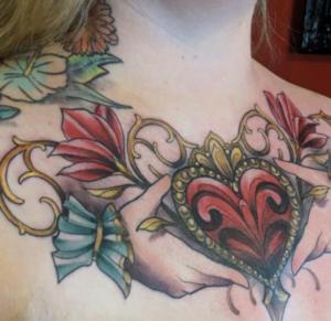 Chicago Tattoo Artist Amy Porter 1