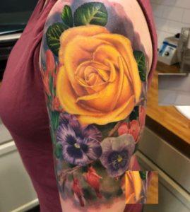 Chicago Tattoo Artist Bill Webb 1