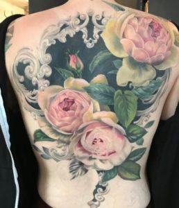 Chicago Tattoo Artist Robin Snyder 4
