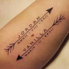 Children Tattoos 7