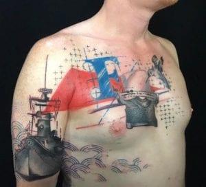 Chipper Hardin Tattoo Artist
