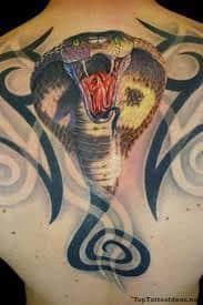 Cobra tattoo meaning ideas designs king custom magic for Magic cobra tattoo