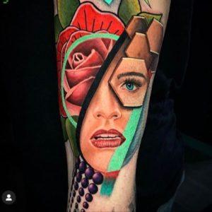 Dallas Tattoo Artist Mike Hamill 4