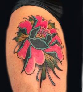 Dan Whipkey Tattoo Artist 1