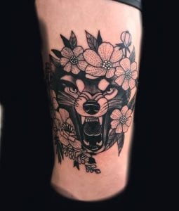 Dan Whipkey Tattoo Artist