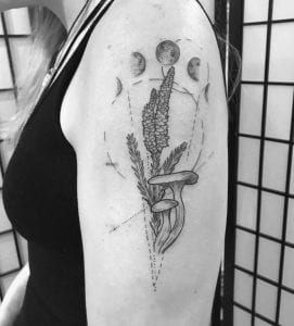 Danae Lynn Tattoo Artist