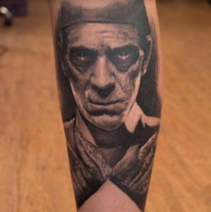 Davenport Tattoo Artist Dustin Hobert 1