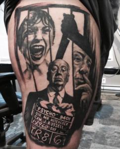 Davenport Tattoo Artist Dustin Hobert 2