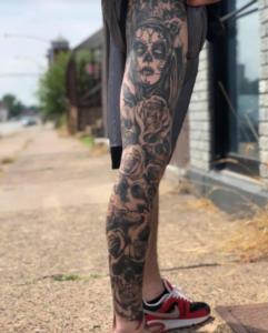 Davenport Tattoo Artist Dustin Hobert 4