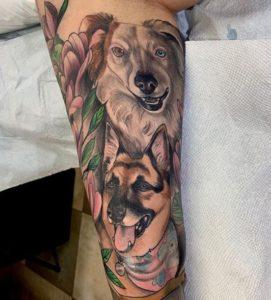 Denver Tattoo Artist Jess McQueen 1
