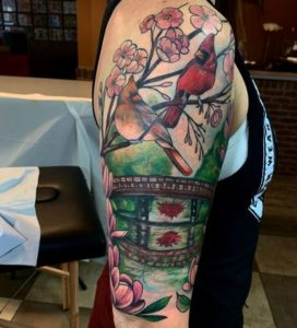 Denver Tattoo Artist Jess McQueen 2