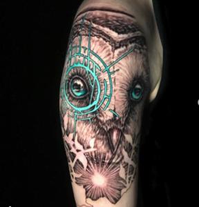 Denver Tattoo Artist Mike Chasco 6
