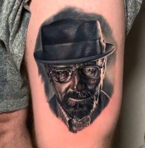 Denver Tattoo Artist Paul Miller 2