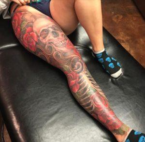 Denver Tattoo Artist Travis Koenig 2