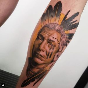 Denver Tattoo Artist Van Nava 1