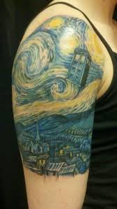 Doctor Who Tattoo 23