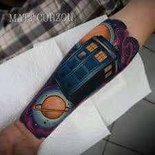 Doctor Who Tattoo 24