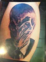 Doctor Who Tattoo 32