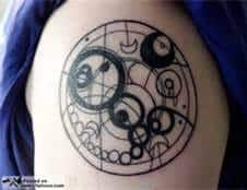 Doctor Who Tattoo 38