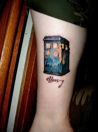 Doctor Who Tattoo 43