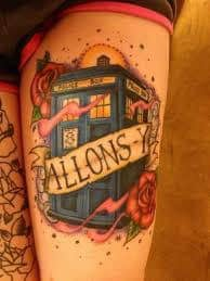 Doctor Who Tattoo 47