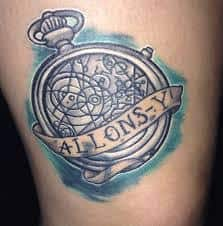 Doctor Who Tattoo 48