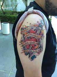 Doctor Who Tattoo 52