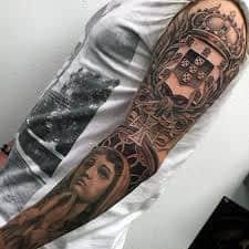 Family Crest Tattoos 15