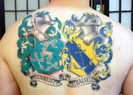 Family Crest Tattoos 17