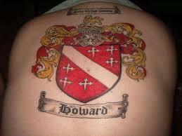 Family Crest Tattoos 18