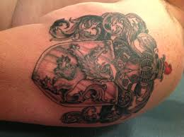 Family Crest Tattoos 2