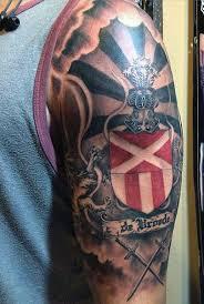 Family Crest Tattoos 3