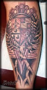 Family Crest Tattoos 4