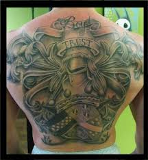 Family Crest Tattoos 40