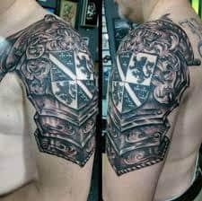 Family Crest Tattoos 45