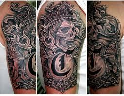 Family Crest Tattoos 48
