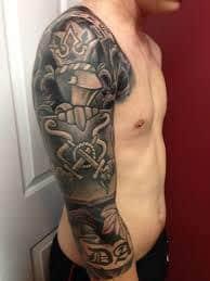 Family Crest Tattoos 6