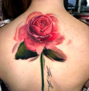 Fargo Tattoo Artist Million 1