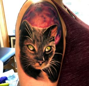 Fargo Tattoo Artist Million 2