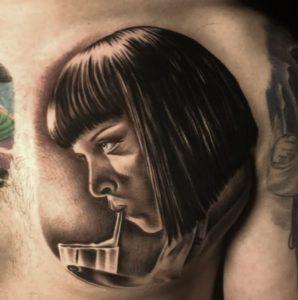 Fayetteville Tattoo Artist Jose Torres 4