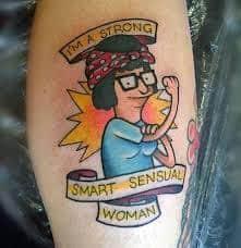 Feminist Tattoos 13