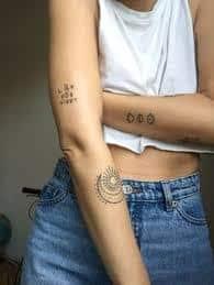 Feminist Tattoos 2