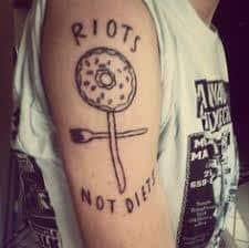 Feminist Tattoos 28