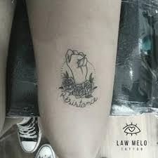 Feminist Tattoos 47