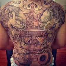 Fu Dog Tattoo 30