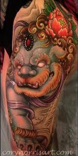 Fu Dog Tattoo 47