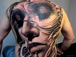 Full Body Tattoo 12