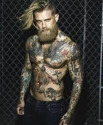 Full Body Tattoo 13